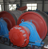 Alto Capacity Conveyor Pulley/Heavy Pulley/Lagged Pulley (diametro 800mm)