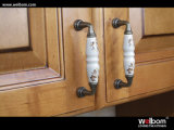 2017 Welbom de calidad superior impermeable personalizar todos los armarios de madera de la cocina