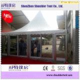 6X6 kleines Tente Toit AluminiumPogoda Zelt Belüftung-(SDG)