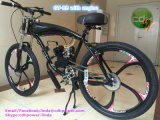 엔진 장비 A80 80cc 엔진 26 `자전거를 가진 자동화된 자전거