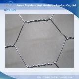 Rete metallica esagonale galvanizzata della rete metallica del coniglio