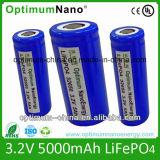 Tres fichas 32700 3,2 V 5Ah baterías LiFePO4