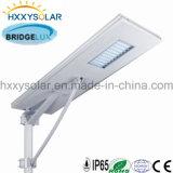 Luz de rua solar Integrated 80W do diodo emissor de luz do projeto novo