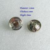 Кнопка джинсыов металла высокого качества (MJB-001)