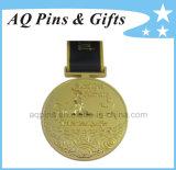 Médailles faites sur commande avec le ruban de forme de H pour le jeu olympique
