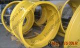 La rotella del carrello di miniera borda 49-19.50/4.0 per fuori dal pneumatico 2400r49 della strada