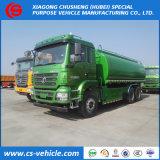 Shacman M3000の10車輪20m3 20000Lのガソリンまたはオイルまたは燃料タンクのトラック