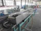 Ligne d'extrusion pour des bords de meubles de PVC de production