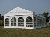 шатер беженца шатра случаев алюминиевой рамки 9m*30m водоустойчивый напольный