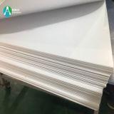 700*1000mmの標準サイズのオフセット印刷のための白いマットPVCシート