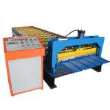 Volledig Automatische Scherpe Machine 900mm van het Comité van het Dak van het Staal