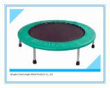 Mini forma fisica che salta la barra di sicurezza di Trampolinewith per ginnastica