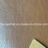 高品質のオットマンHw-752のための反研摩の家具PUの革