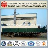 2 Aanhangwagen van de Vrachtwagen van de Zijwand van de Straal van de as de Groene Rechte voor Verkoop