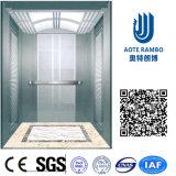 Лифт резиденции домашний с приводом AC Vvvf беззубчатым (RLS-214)