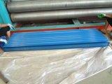 0.125-0.3mm Tinct gewölbte Dach-Fliesen mit SGS-Zustimmung