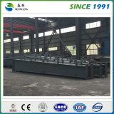 École préfabriquée d'atelier d'entrepôt de structure métallique à Qingdao