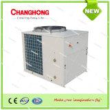 Ar à bomba de calor refrigerando da máquina do refrigerador de água