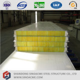 Niedrige Kosten-Faser-Glaswolle-Zwischenlage-Panel