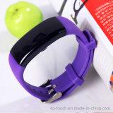 Bracelet intelligent de Bluetooth 4.0 avec l'étalage d'OLED (D21)
