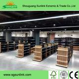 Mobília de escritório executiva nova e moderna de madeira L Shape