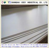 Feuille en plastique de panneau de mousse de PVC du blanc 1-40mm d'aperçus gratuits pour la publicité