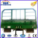 Do caminhão do serviço público placa lateral quente do reboque & do recipiente Semi/reboque parede lateral/cerca/da carga de maioria eixos do Sidewall/Sideboard 3