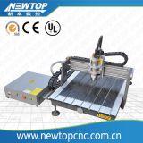 Máquina de grabado de madera de la adsorción del vacío del CNC (6090)