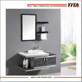 Cabinet de salle de bains en acier inoxydable (TS6051)