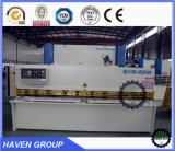 Hydraulische Guillotinescher- und -ausschnittmaschine