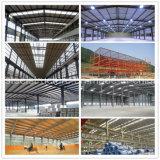 Entrepôt préfabriqué léger d'acier de construction vers l'Angola