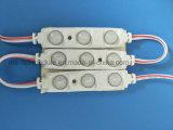 DC12V impermeabilizan el módulo de la inyección LED de IP68 5730SMD para hacer publicidad
