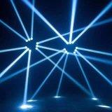 디스코 단계 바 DJ 9*12W RGBW 4in1 LED 광속 이동하는 맨 위 빛