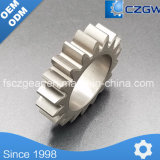 Шестерня шестерни зубчатого колеса коробки передач высокой точности подгонянная для различного машинного оборудования