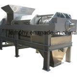 Het Spiraalvormige Fruit Juicer van de Machine van de Verwerking van het sap voor Suikerriet