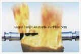 Огонь/ устойчивы к истиранию Ss наружная оплетка гидравлический шланг сверления