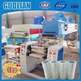 Gl-500d favorable al medio ambiente y la cinta Mini Claro Impreso línea de recubrimiento