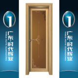 アルミニウム内部の浴室のドアの洗面所のドア