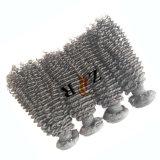 卸し売り自然な人間の未加工バージンのブラジルの毛のカーリーヘアー