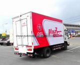 Vehículo al aire libre de la etapa del carro 4*2 LED de la promoción de la etapa de Hotsale 25m2