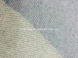 CVC tessuto di lavoro a maglia del Melange Yarn-Dyed francese del Terry C/T75/25 275GSM per il maglione