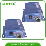 FTTHの小型光レシーバCATVノード