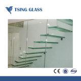 6.38-39.52mm PVB/Sentryglasは緩和された薄板にされたガラスを取り除く