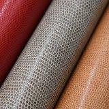 Cuoio sintetico di cuoio Skin-Like animale per il pattino, cuoio dell'unità di elaborazione del sacchetto