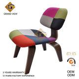 Compensado de madeira de nogueira Eames de design de mobiliário (GV-TCE 009)