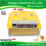 De kleine Uitbroedende Machine van het Ei van de Incubator voor Verkoop