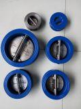 Válvula de retenção de placa dupla tipo Wafer Pn16