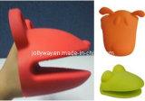 Животные перчатки силикона
