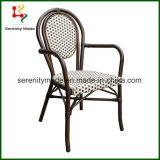 بالجملة حديقة بيتيّة أثاث لازم [ويكر] [رتّن] مع/بدون متّكأ كرسي تثبيت