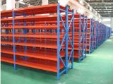 Estante largo de la paleta del almacenaje del almacén del OEM del palmo de la estructura de acero